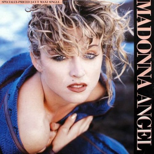MADONNA Angel (Extended Dance Mix) Vinyl Record 12 Inch German Sire 1985